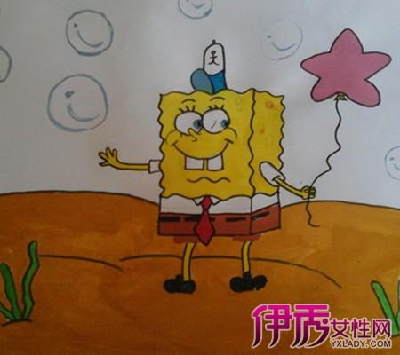 【小学生水彩画】【图】小学生水彩画图片