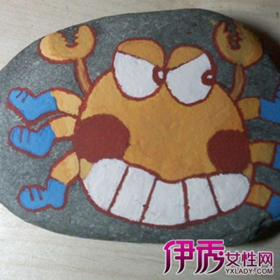 【幼儿石头画图片大全】【图】好看的幼儿石头画图片