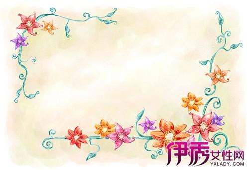 【小学生手抄报花边】【图】小学生手抄报花边图片