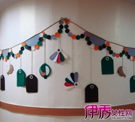 【幼兒園室內墻面布置圖片】【圖】幼兒園室內墻面