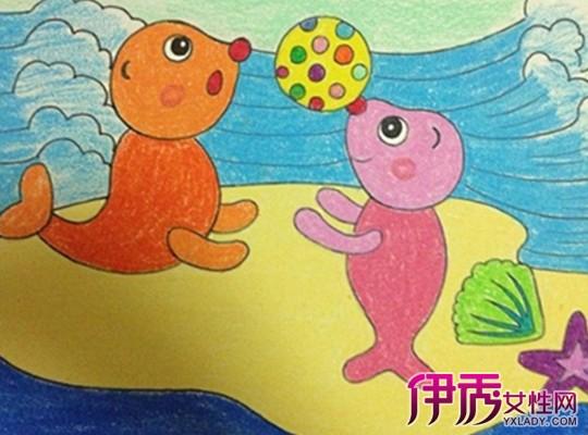 【图】幼儿园美术作品图片大全 如何教会儿童画画图片