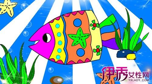 【海底世界儿童简笔画】【图】海底世界儿童简笔画