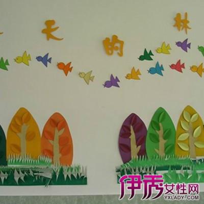 【幼儿园墙纸布置图片】【图】幼儿园墙纸布置图片