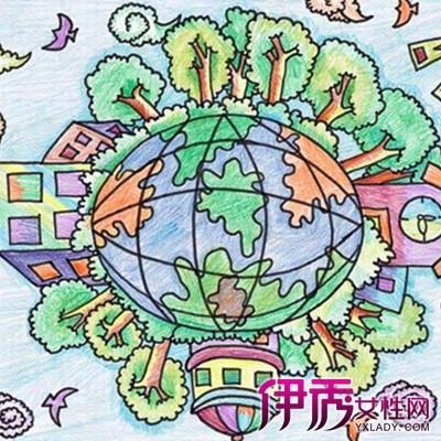 【环保儿童画一等奖图片大全】【图】浏览环保儿童画