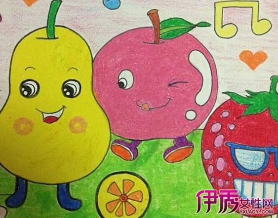 【幼儿水果图片大全】【图】幼儿水果图片大全