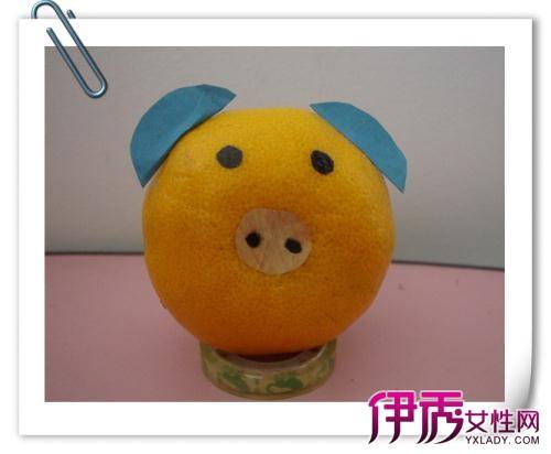 简单又实用的幼儿园水果娃娃制作 几种一看就会的制作方法