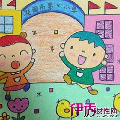 观看儿童画学校 了解绘画对孩子的重要性