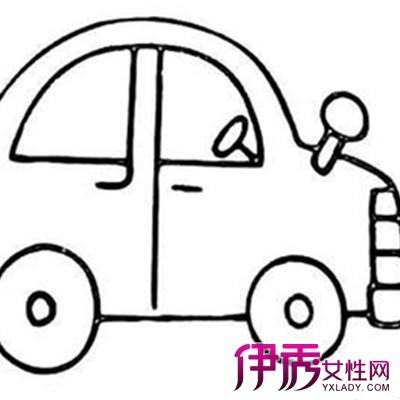 【汽车儿童简笔画】【图】展示汽车儿童简笔画的图片