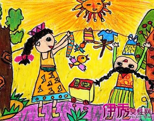 爱学习爱祖国爱劳动儿童画欣赏 四个问题需要引起重视
