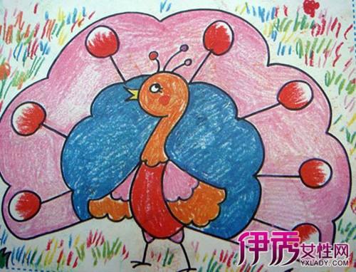 【幼儿园中班简单画画】【图】幼儿园中班简单画画
