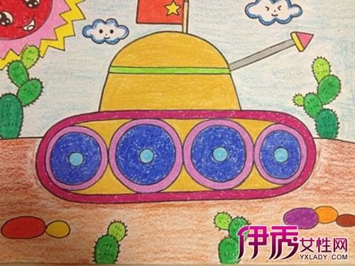 幼儿园中班简单画画图片 让你的孩子轻松学好画画