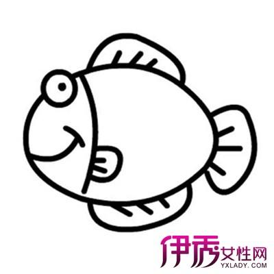 【幼儿园鱼的简笔画】【图】幼儿园鱼的简笔画图片