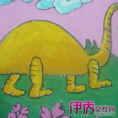 【恐龙图片儿童画】【图】展示恐龙图片儿童画图片