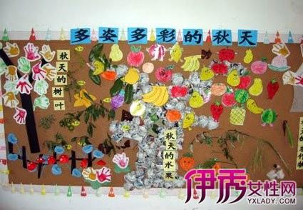【幼儿园区域可操作墙面布置】【图】幼儿园区域可