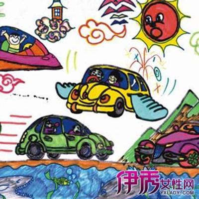【汽车画画图片儿童】【图】汽车画画图片儿童全集