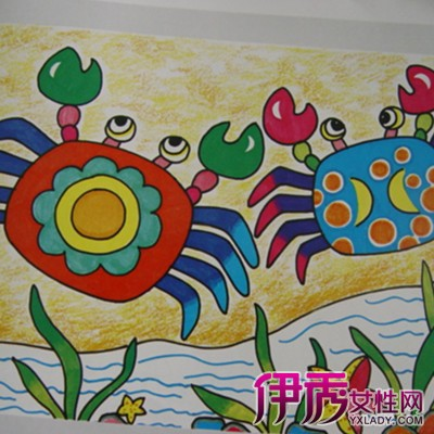 【幼儿绘画作品图片大全】【图】展示幼儿绘画作品