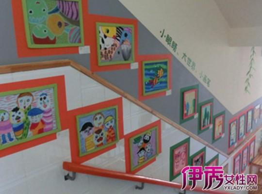 【幼儿园美术作品展示墙】【图】超赞的幼儿园美术墙图片