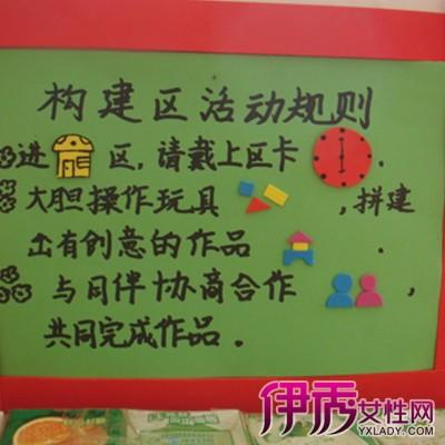 【幼儿园区域规则图片】【图】幼儿园区域规则图片
