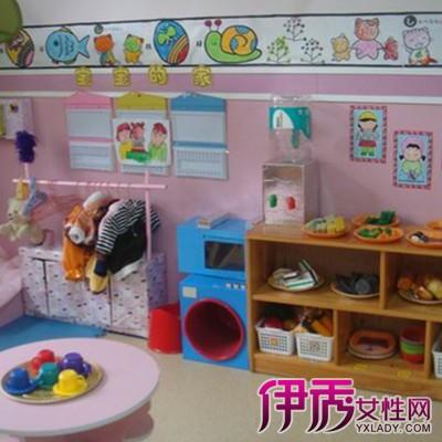 【图】幼儿园活动区域布置图片展示