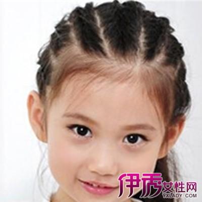 【幼儿园小女孩可爱发型扎法】【图】幼儿园小女孩扎 (400x400)图片