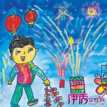 【春节图片大全儿童画】【图】春节图片大全儿童画