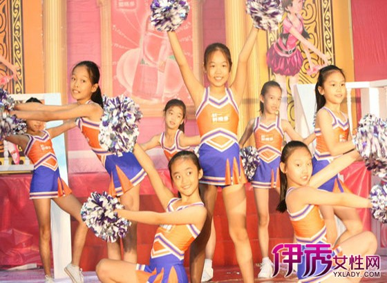 【韩国幼儿舞蹈】【图】充满活力的韩国幼儿舞蹈