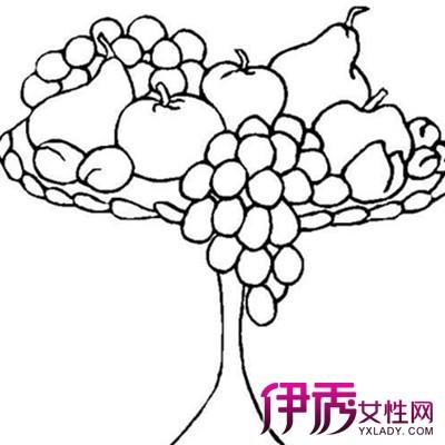 【幼儿水果简笔画大全】【图】展示幼儿水果简笔画