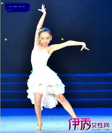 儿童舞蹈造型图片展示 幼儿舞蹈教育要点要知道图片