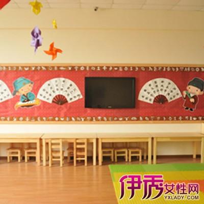 【幼儿园民族风教室布置图片】【图】欣赏幼儿