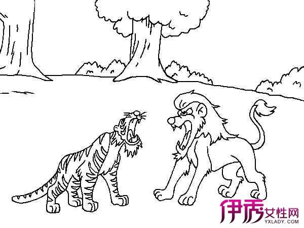 【图】儿童故事绘本简笔画展示 揭秘儿童简笔画的三大历程图片