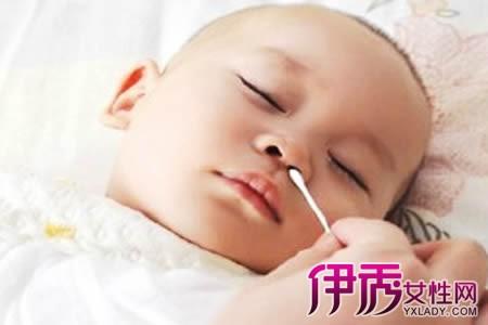 【婴儿鼻屎多不通气怎么办】【图】婴儿鼻屎多