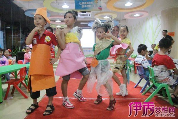 【儿童环保服装】【图】儿童环保服装的做法是