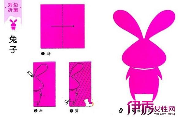 【图】儿童剪纸图案大全简单图解教程