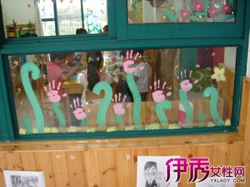 【幼儿园窗户玻璃贴纸】【图】幼儿园窗户玻璃贴纸