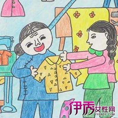 【图】可爱的儿童头像简笔画