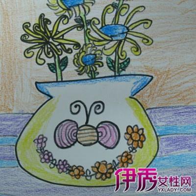 儿童花草简笔画图片大全 激发儿童创造力