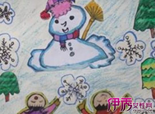 【图】二年级儿童画图片大全