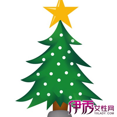 【幼儿圣诞树简笔画】【图】萌萌哒幼儿圣诞树简笔