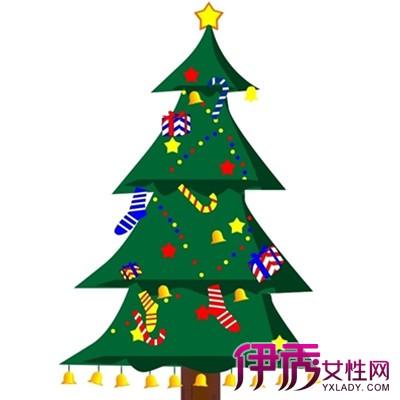 萌哒幼儿圣诞树简笔画 激发幼儿早期智力
