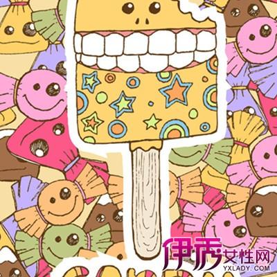 【冰淇淋儿童画】【图】冰淇淋儿童画展示