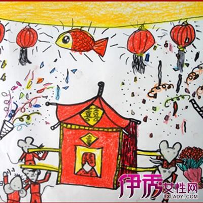 儿童年画图片大全 盘点儿童学画画的六大好处
