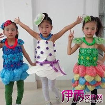 制作幼儿环保衣服的方法是什么 三个妙招轻松制作漂亮衣服
