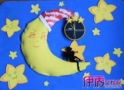 【儿童手工钟表】【图】儿童手工钟表制作图片欣赏