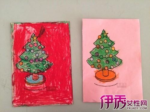 【图】幼儿园手工圣诞贺卡制作