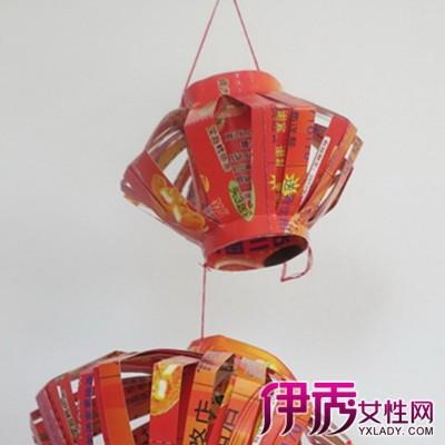 【图】幼儿园自制灯笼图片欣赏