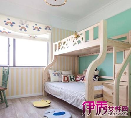【儿童房上下铺装修效果图】【图】儿童房上下铺装修