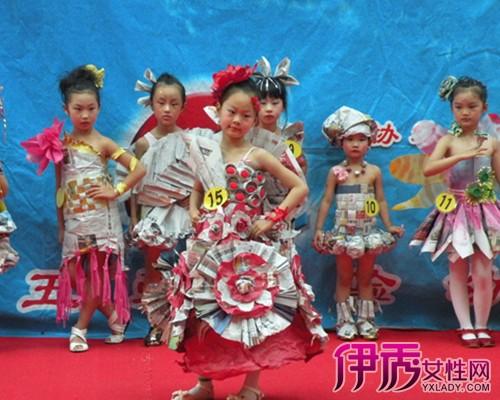 【兒童創意服裝秀】【圖】兒童創意服裝秀圖片精選