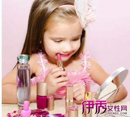 【儿童化妆步骤图解】【图】儿童化妆步骤图解大全