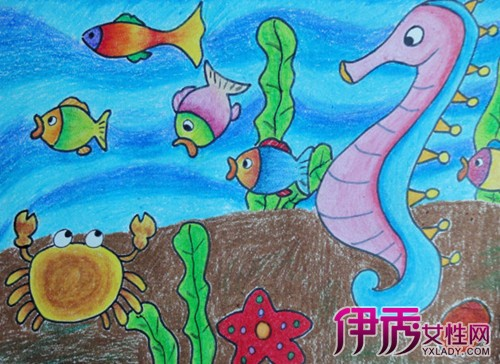 【幼儿教师绘画作品图片】【图】盘点幼儿教师