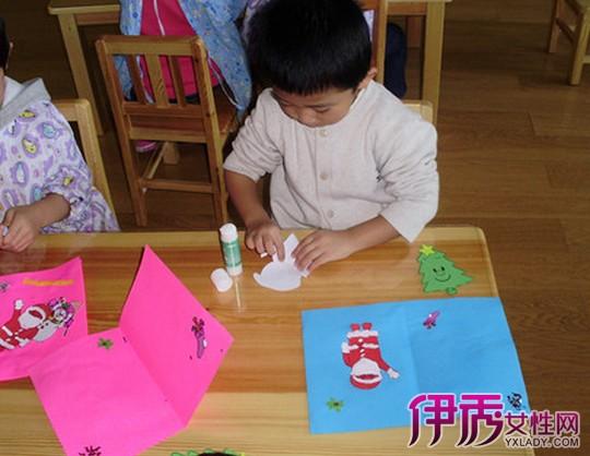 【图】儿童手工卡片制作步骤介绍